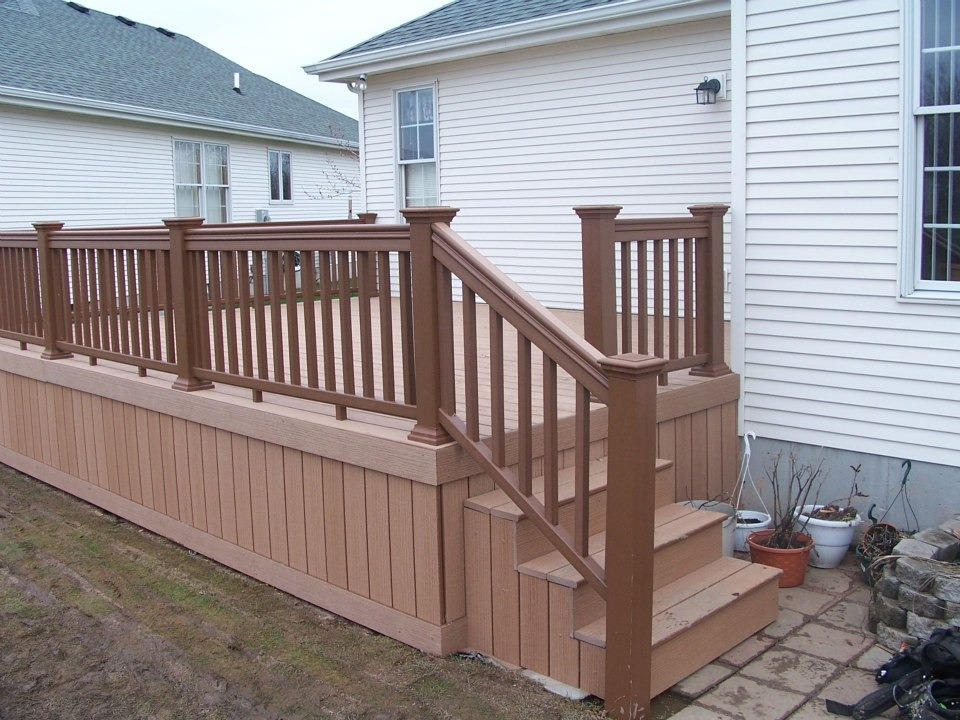 Lockport Deck Construction